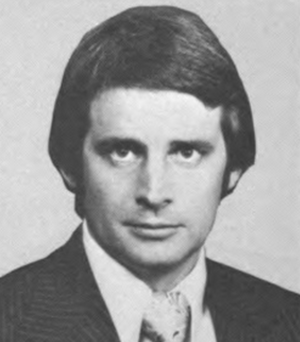 David Stockman - Stockman's Congressional portrait
