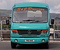 Davison minibus, Belfast - geograph.org.uk - 2404520.jpg