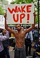 Day 14 Occupy Wall Street September 30 2011 Shankbone 4.JPG