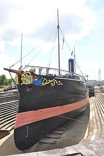 Hellevoetsluis Dry Dock