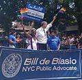 De Blasio at Queens Pride Parade (8927230335).jpg