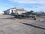 De Havilland Vampire DU-G - Paris Air Legend 2018.jpg