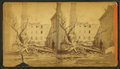 Debris and damaged buildings from explosion, by H. P. McIntosh 8.png
