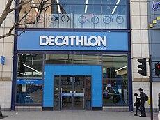 e1a5ca5b7 Decathlon Group - Wikipedia