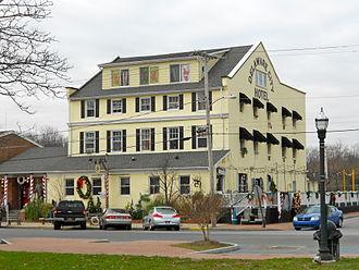 Delaware City, Delaware - Delaware City Hotel