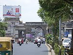 Delhi Gate at Ashram Road, Ahmedabad.JPG