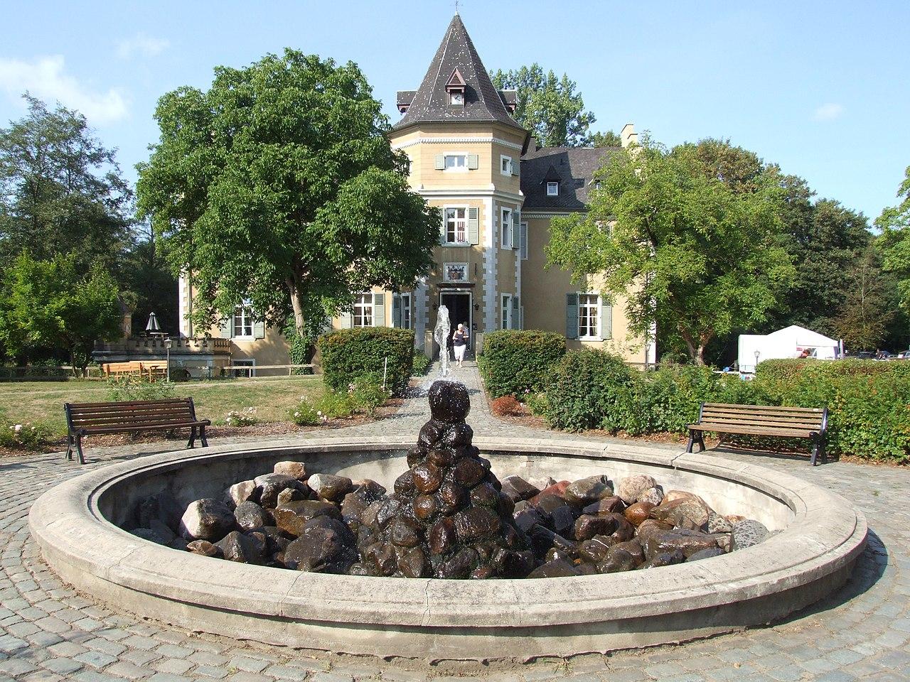 Filedenkmalnummer A 0047 B 0020 Dortmund Wasserschloss Und
