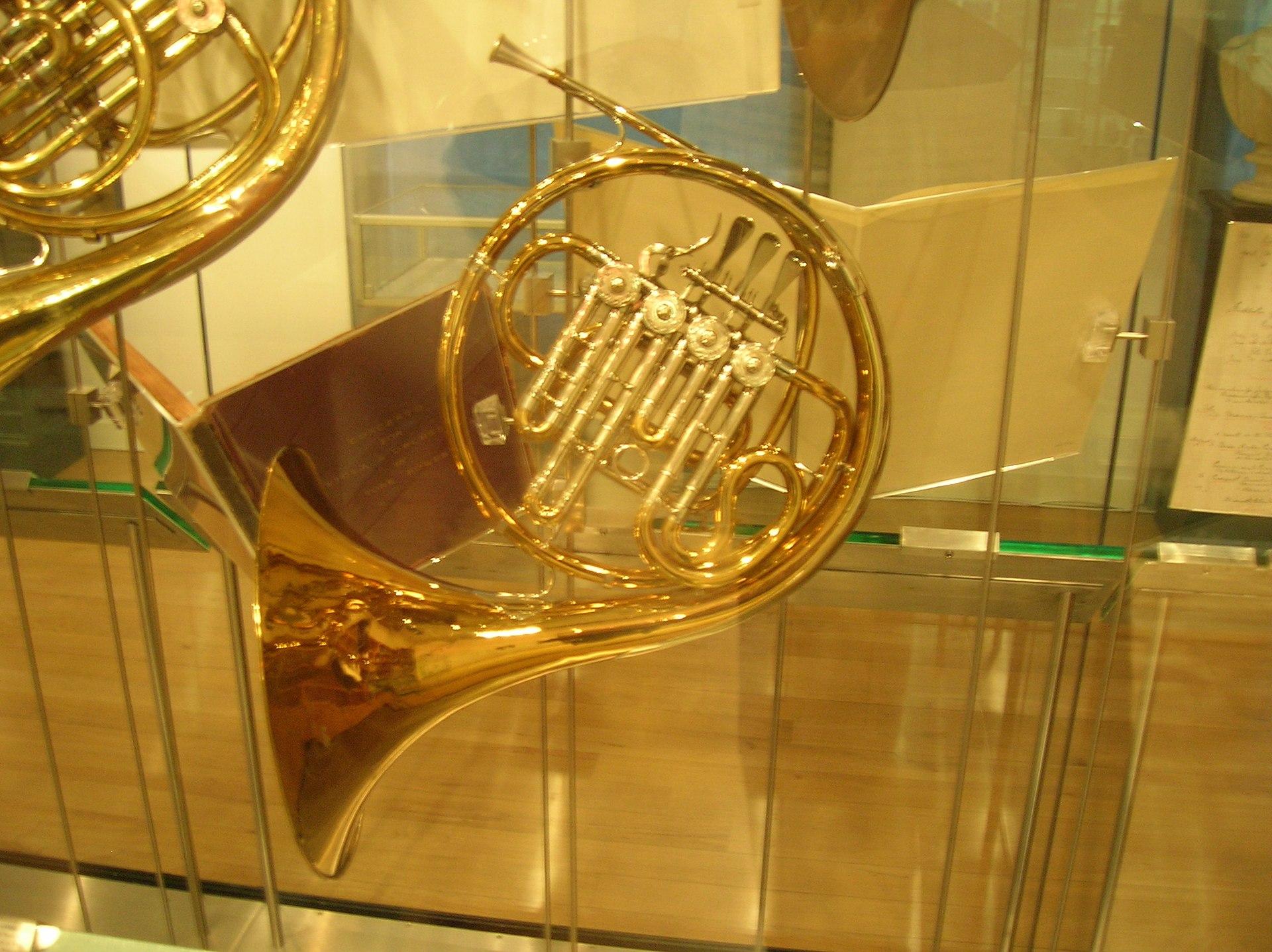 German horn - Wikipedia