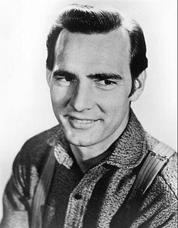 Dennis Weaver American actor