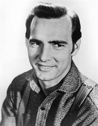 Dennis Weaver - Weaver in 1960