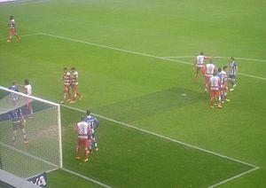 Encuentro disputado entre el Deportivo de La Coruña y el Granada CF 9e30e1cf5082b