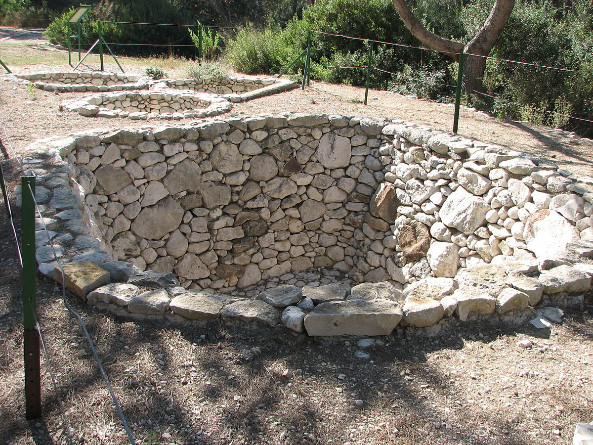 Storage pit archaeology wikipedia for Ancient israelite cuisine