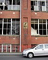 Detail of 'C' Block, Meltham Mills , Meltham - geograph.org.uk - 707820.jpg