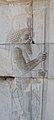 Detail of Bas Relief, Persepolis (4679454161).jpg