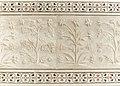 Detail of plant motifs on Taj Mahal wall.jpg