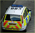 Devon and Cornwall Police WA57AAF.jpg