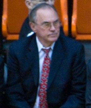 Dick Davey - Davey in 2010.