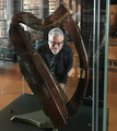 Dick Lyon with Brian Boru's harp.png