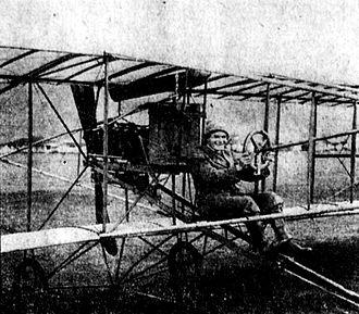 1913 in aviation - Didier Masson, 1913