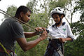 Disaster Management - Survival Programme - Summer Camp - Nisana Foundation - Sibpur BE College Model High School - Howrah 2013-06-09 9935.JPG