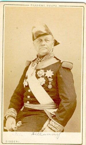 Édouard Bouët-Willaumez - Louis Édouard Bouët-Willaumez