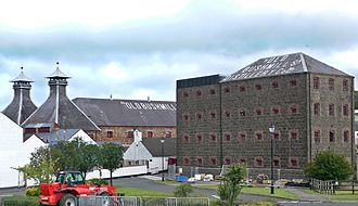 Whisky - Old Bushmills Distillery, County Antrim