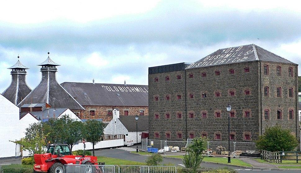 Distillerie OldBushmills