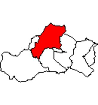 Cusco District - Image: Distritocuscoenlapro vincia