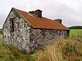 Disused cottage, Archallagan. Isle of Man. - geograph.org.uk - 45984.jpg