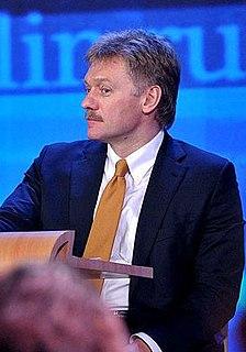Russian politician
