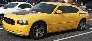Dodge Charger (LX) - Dodge Charger Daytona R/T