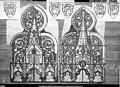 Domaine de la chapelle royale Saint-Louis - Dessin - Vitrail de la chapelle - Dreux - Médiathèque de l'architecture et du patrimoine - APMH00012706.jpg