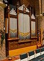 Dominikustsjerke, Ljouwert, Van Dam-koeroargel.jpg
