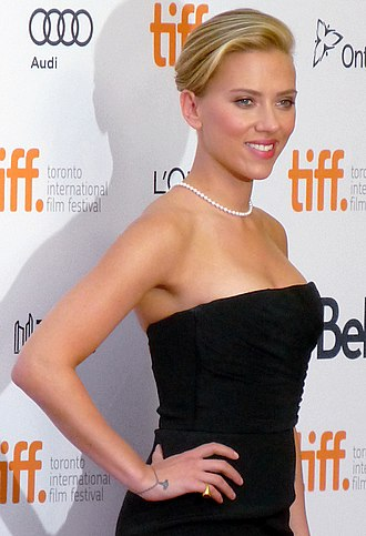 Scarlett Johansson - Johansson at the 2013 Toronto International Film Festival