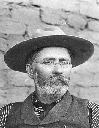 1914 United States Senate election in Arizona - Image: Don Lorenzo Hubbell