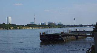 Harbours in Vienna