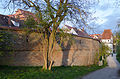Donauwörth, Stadtmauer, Kugelplatz 34 bis 24, 001.jpg