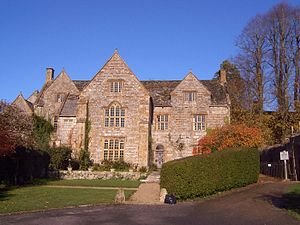 Cerne Abbey - Abbey House
