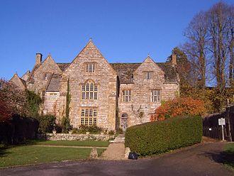 Cerne Abbas - Abbey Farm House