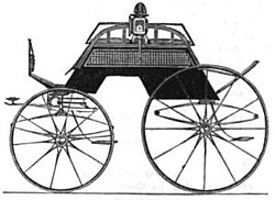 meaning of dogcart