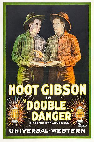 Double Danger (1920 film) - Poster for the film