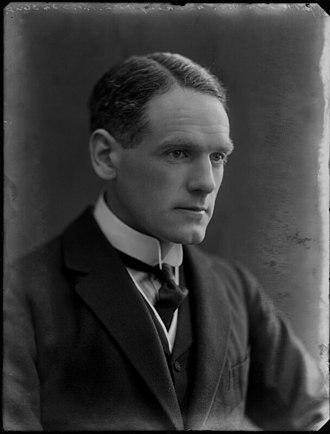 Douglas Hacking, 1st Baron Hacking - Lord Hacking