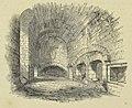 Doune Castle kitchens (1852).jpg