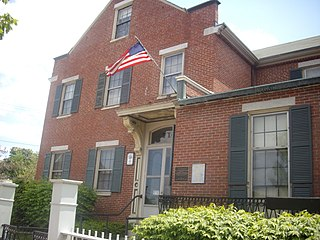 Neal Dow House United States historic place