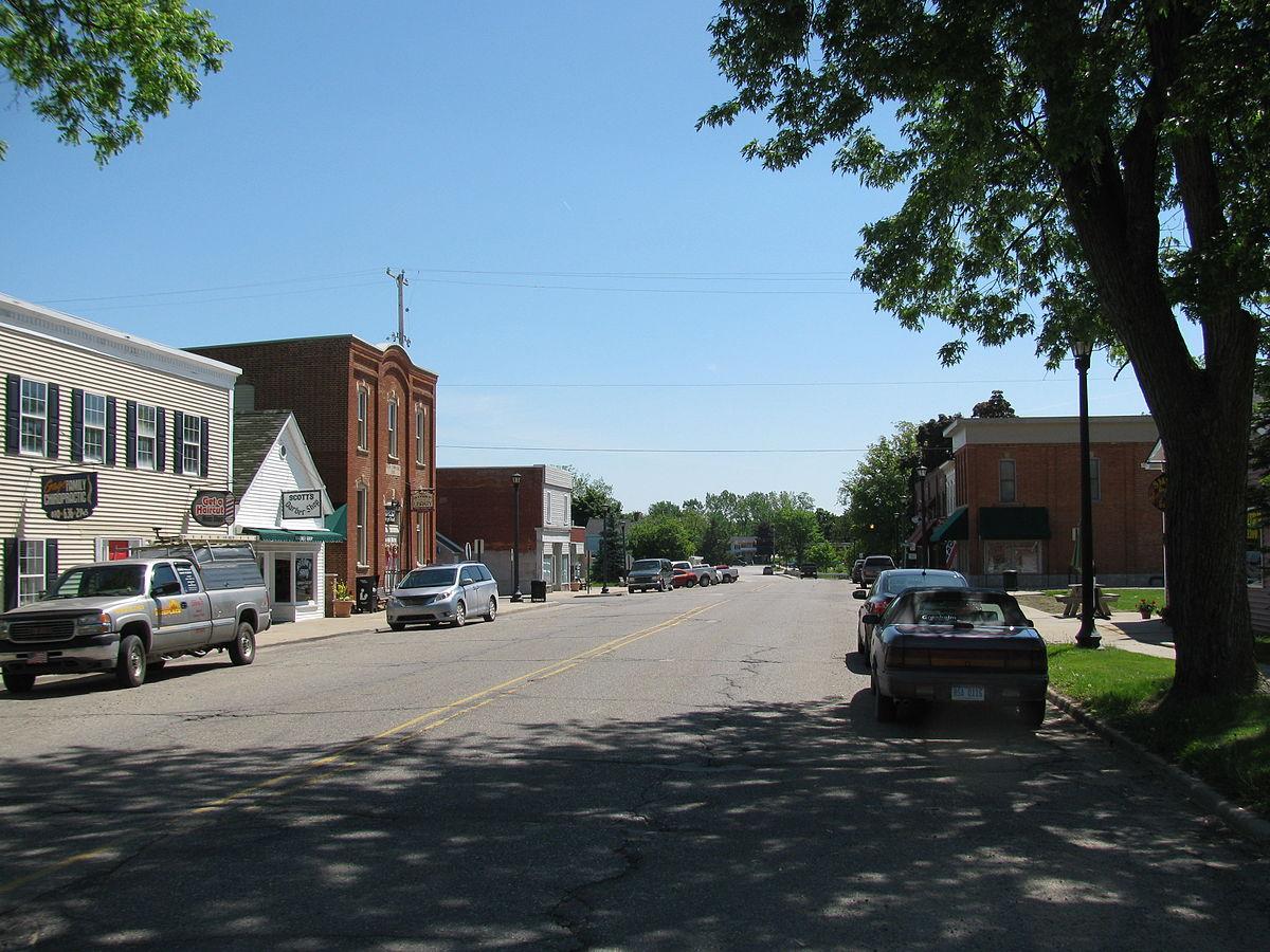 Goodrich, Michigan - Wikipedia