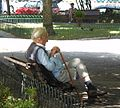 Dozing in the Park (5960543717).jpg