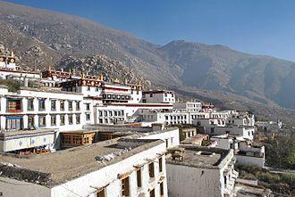 Zanabazar - Drepung Monastery