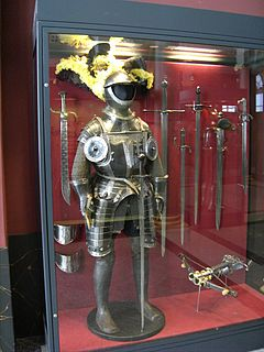 Dresden Armoury museum in Dresden, Germany