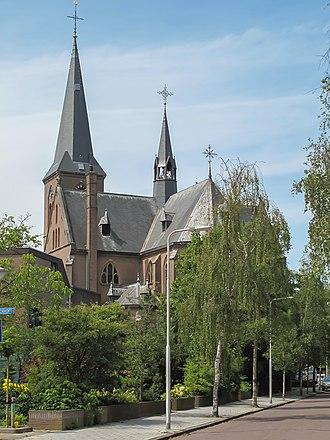 Driehuis - Sint Engelmunds Church in Driehuis