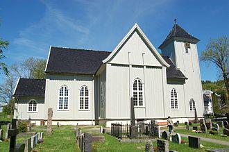 Drøbak - Drøbak Church